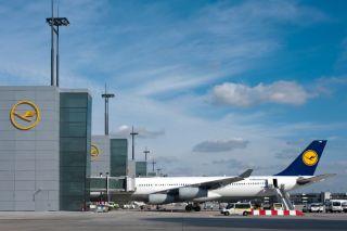 Flugsteig A-Plus, Flughafen Frankfurt