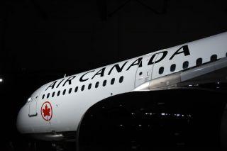 Air Canada Boeing 787-9
