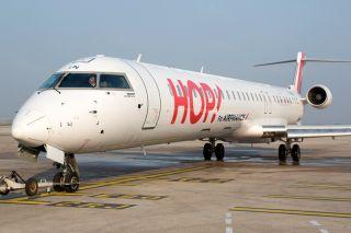 Air France HOP! Bombardier CRJ1000