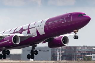 WOW Air Airbus A330-300