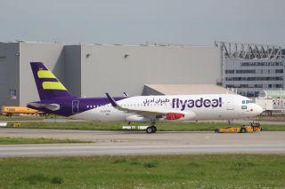 Flyadeal Airbus A320