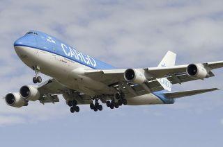 KLM Boeing 747-400F