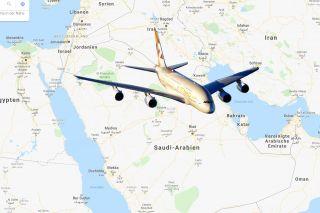 Zahlreiche Konflikte machen die Routenplanung im Nahen Osten schwer