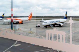 Ryanair und Easyjet in Berlin