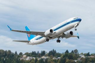 China Southern Airlines Boeing 737 MAX
