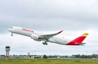 Iberia Airbus A350-900