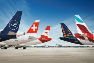 Lufthansa-Konzernmarken