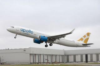 Novair Airbus A321neo