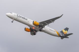 Condor Airbus A321-211