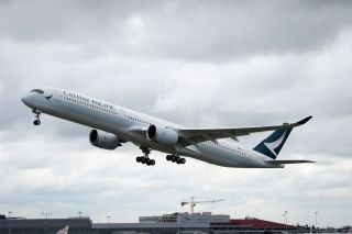Cathay Pacific Airbus A350-1000