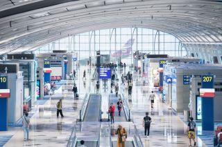 Internationaler Flughafen Hongkong