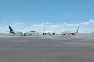 Lufthansa kauft Boeing 787-9