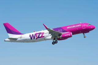 Wizz Air Airbus A320 mit Sharklets