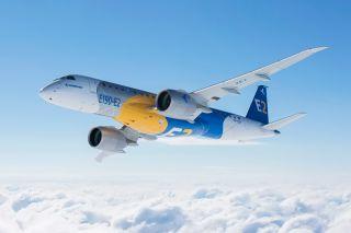 Erste Embraer E190-E2 fliegt