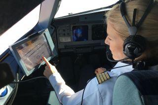 Lufthansa Flugkapitänin