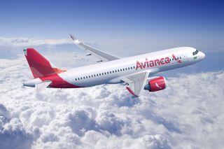 Avianca Airbus A320neo