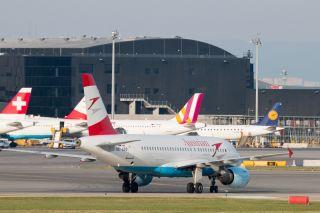 Austrian Airbus A319