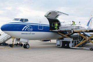 Cargologic Germany Boeing 737-400F