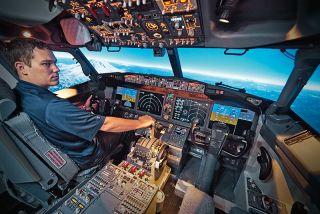 737 MAX-Simulator
