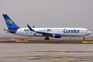 Condor Boeing 767-300WL