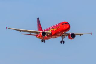 Brussels Airlines Airbus A320