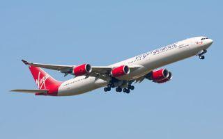 Virgin Atlantic Airbus A340-600