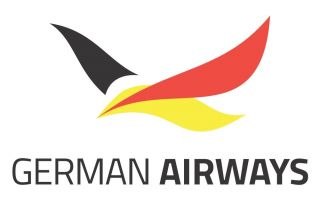 German Airways Logo