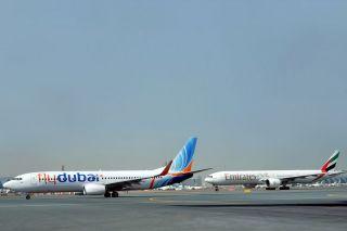 Flydubai und Emirates