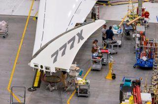 Boeing 777-9 Prototyp