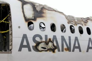 Asiana-B777-Crash in San Francisco