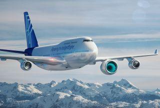Vom Qantas-Jumbo zum fliegenden Prüfstand für Rolls-Royce