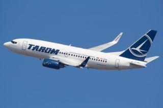 Tarom Boeing 737-700 Winglets