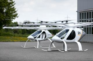 Volocopter Serial Model 2X