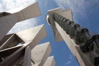 Tower Flughafen Frankfurt