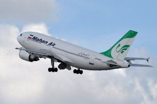 Mahan Air Airbus A310