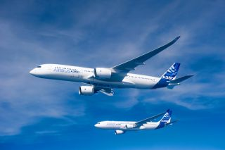 Airbus Widebody Twinjets A350 XWB Und A330