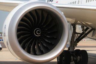 Rolls-Royce Trent 1000 an Norwegian Boeing 787-9