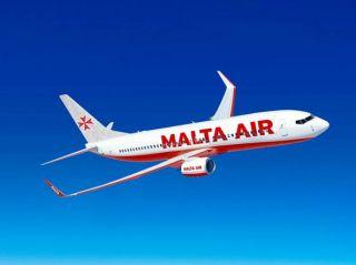Malta Air 737