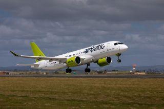 Air Baltic Airbus A220