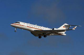 Flugbereitschaft Bombardier Global 5000