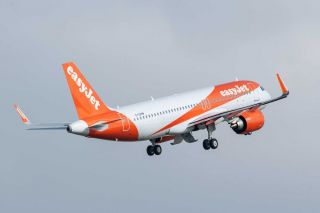 Easyjet Airbus A320