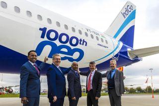 Indigo Airbus A321neo