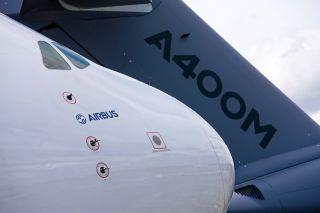 Airbus-Sorgenkinder A380 und A400M