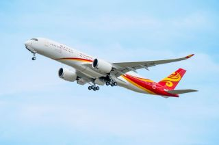 Hong Kong Airlines Airbus A350-900