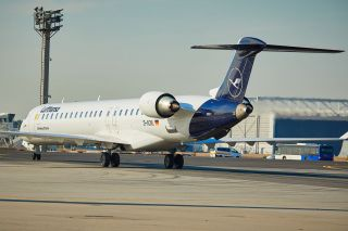Lufthansa Cityline Bombardier CRJ900LR