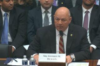 FAA Director Steve Dickson