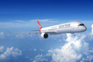 Qantas Airbus A350-1000ULR