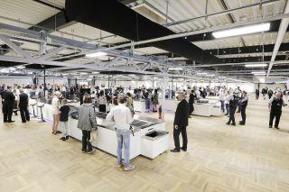 Neue Kontrollspuren entlasten Flughafen Frankfurt