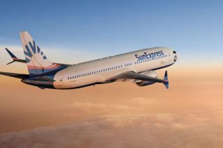 SunExpress Boeing 737 MAX8