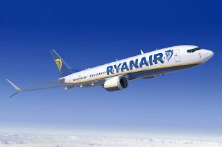 Ryanair Boeing 737 MAX 200